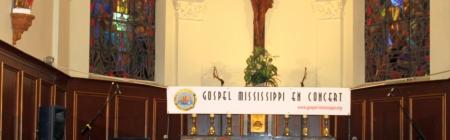Concert Gospel Mississipi - 23 05 2015