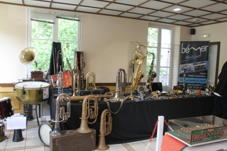 "EXPO ""Instruments Musique"" 24 5 2015"
