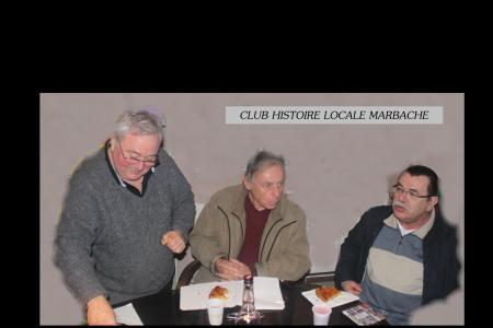 PARTAGE DE LA GALETTE LE 24 JANVIER 2012
