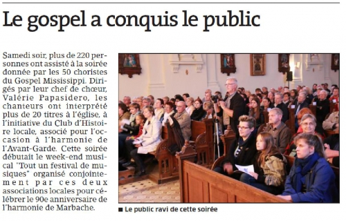 Article ER du 28 05 2015 - Gospel.jpg